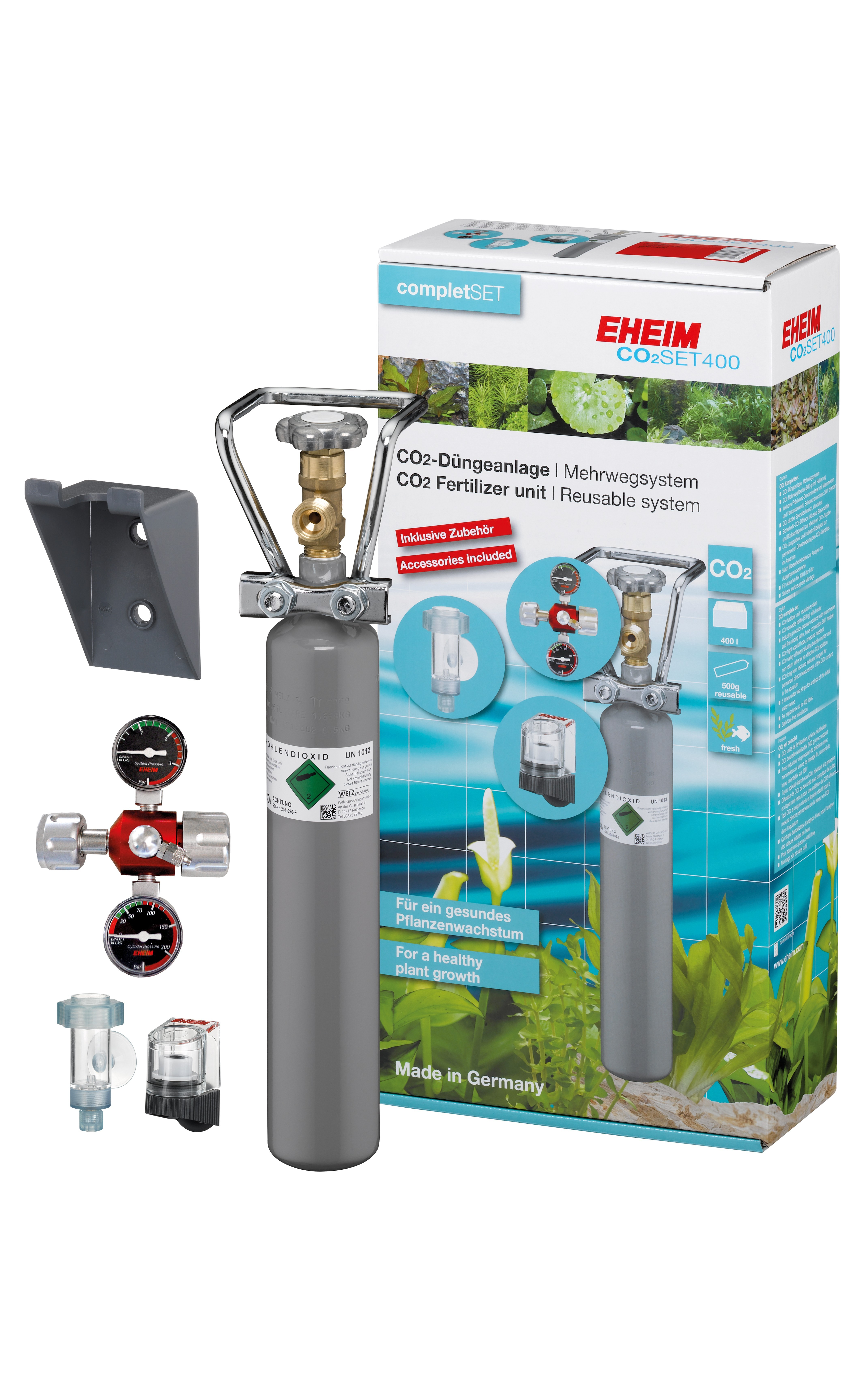 Eheim CO2 Equipment