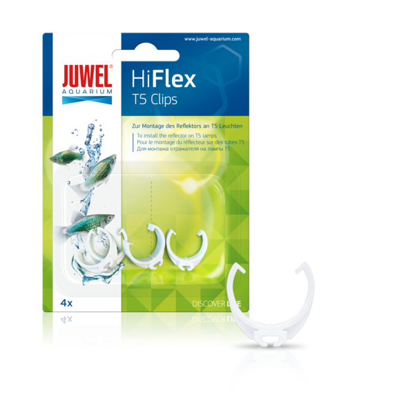 juwel aquarium hiflex light clips