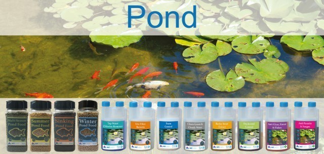 ntlabs pond care range
