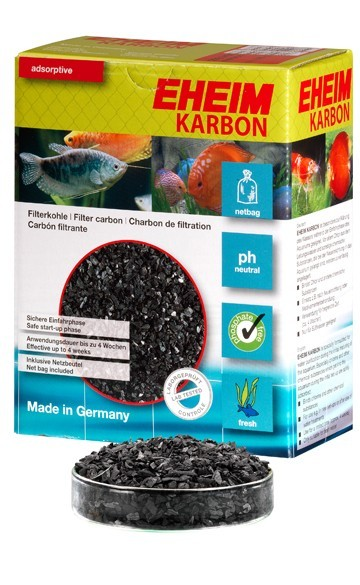 Eheim Karbon 1 Litre in Net Bag 2501401