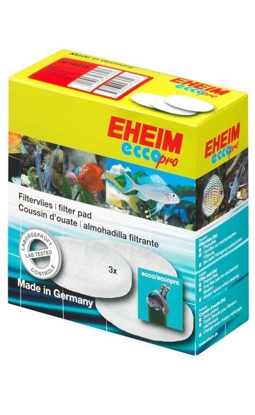 Eheim Ecco Pro White Filter Pads 2616315