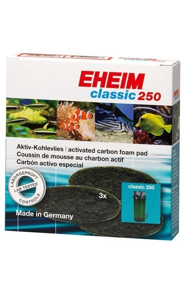 Eheim Classic 250 Carbon Pads 2628130