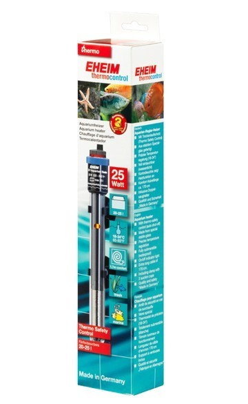 Eheim Thermocontrol 25w Aquarium Heater