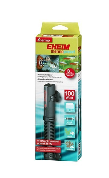 Eheim Thermopreset 100w Aquarium Heater