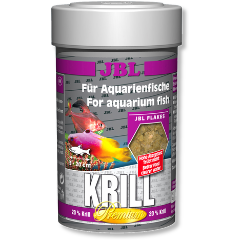 JBL Krill Flake Food 250ml 4058200