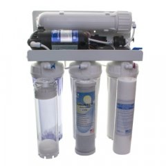 reverse osmosis 4 stage system