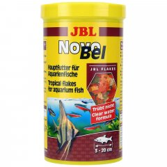 JBL Novobel tropical fish flake food