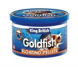 King British Goldfish Floating Pellets 75gm