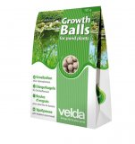 Velda Growth Balls 185gm. Velda growth balls are extremely suitable for local fertilisation of water lilies and marsh plants. Next Day Delivery