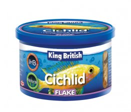 King British Cichlid Flake 28gm