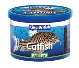 King British Catfish Pellets 65gm