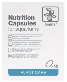 Tropica Nutrition Capsules (Pack 10)