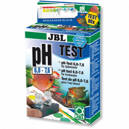 JBL pH Test Kit 6.0 to 7.6