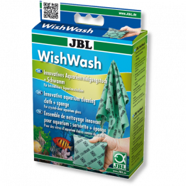 JBL Wish Wash Cleaning Cloth & Sponge