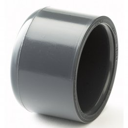 PVC-U Class E Plain End Cap 25mm