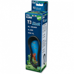 JBL ProFlora T3 CO2 Hose Black