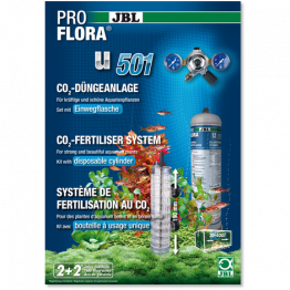 JBL ProFlora U501 CO2 Kit