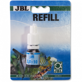 JBL pH Test Kit Refills 3.0 to 10.0