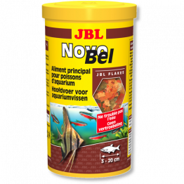 JBL NovoBel Tropical Fish Flake 100ml