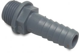 Male BSP Hose Tail 3/4 inch to 12mm
