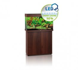 Juwel Rio 125 LED Aquarium Set Dark Wood