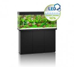 Juwel Rio 240 LED Aquarium Set Black