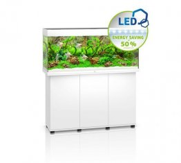Juwel Rio 240 LED Aquarium Set White