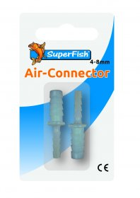 Superfish Air Connector 4-8mm