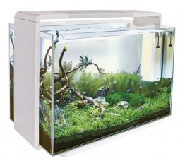 SuperFish Home 110 Aquarium White