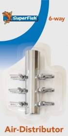 Superfish Air Distributor With 6 Outlets