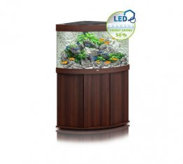 Juwel Trigon 190 LED Aquarium Set Dark Wood