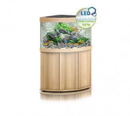 Juwel Trigon 190 LED Aquarium Set Light Wood