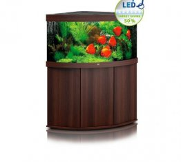 Juwel Trigon 350 LED Aquarium Set Dark Wood