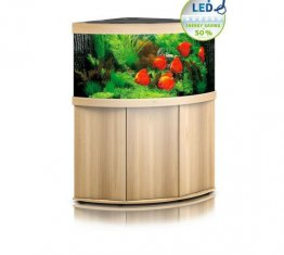 Juwel Trigon 350 LED Aquarium Set Light Wood