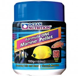Ocean Nutrition Formula One Marine Pellets Sm 100gm