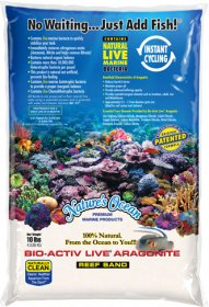 Nature's Ocean Live Sand