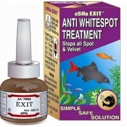 eSHa Exit (Anti White Spot) 20ml