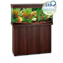 Juwel Rio 180 LED Aquarium Set Dark Wood
