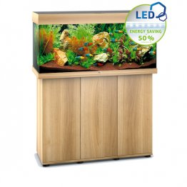 Juwel Rio 180 LED Aquarium Set Light Wood