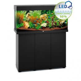 Juwel Rio 180 LED Aquarium Set Black