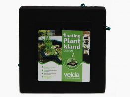 Velda Floating Plant Island Square 25cm