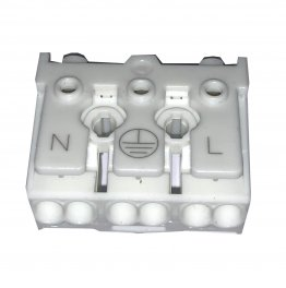 TMC Pro Clear 3 Way terminal Block