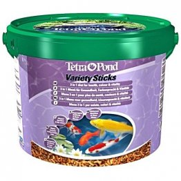 Tetra Pond Variety Sticks 10 Litres 1650gm