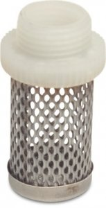 Stainless Steel Filter Cage 1 Inch