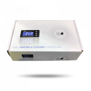 DD Dual Heating & Cooling Controller