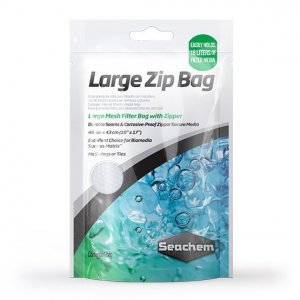 Seachem Zip Bag Large